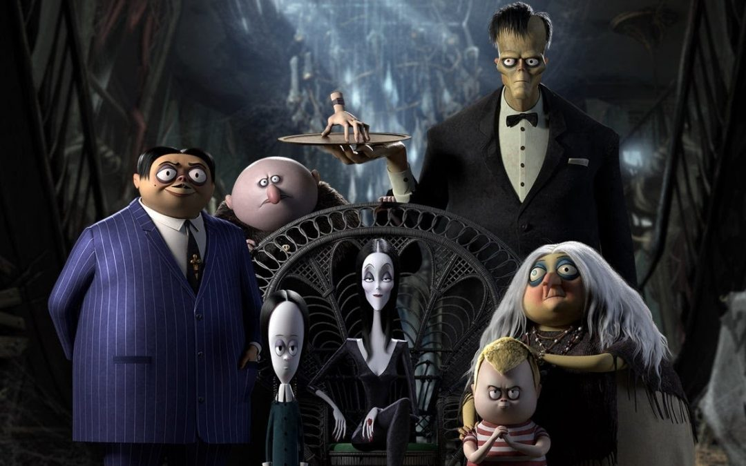 The Addams Family Mystery Mansion Review – Start Collecting Characters