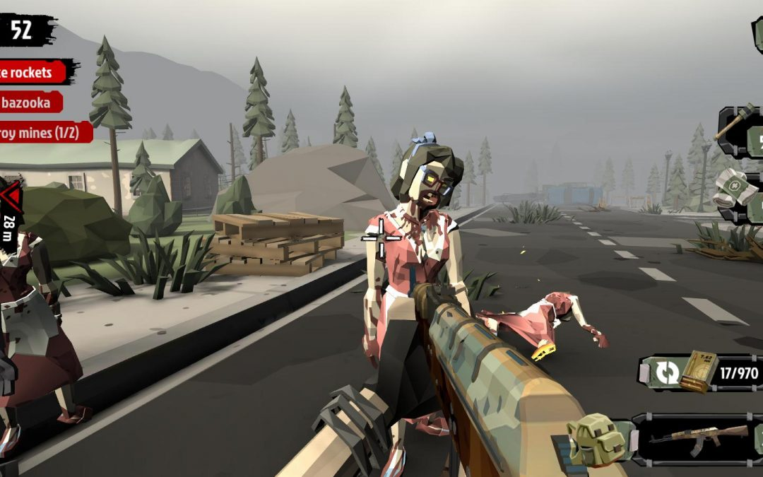 The Walking Zombie 2 Review – Newest Zombie Shooter Game